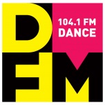 Логотип DFM Орск 104.1 FM