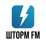 Логотип Радио Шторм