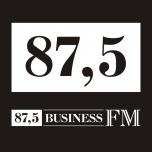 Логотип Бизнес ФМ