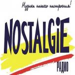 Логотип Радио Ностальжи Россия