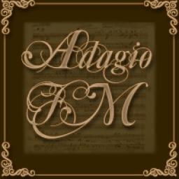 Adagio.FM – Бесконечная Классическая музыка.